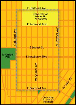 MHNA Boundary Map