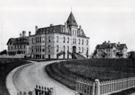 Original campus buildings were located at the site of the new Columbia St. Mary's Hospital on Milwaukee's East Side