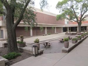 Streichen Courtyard -2