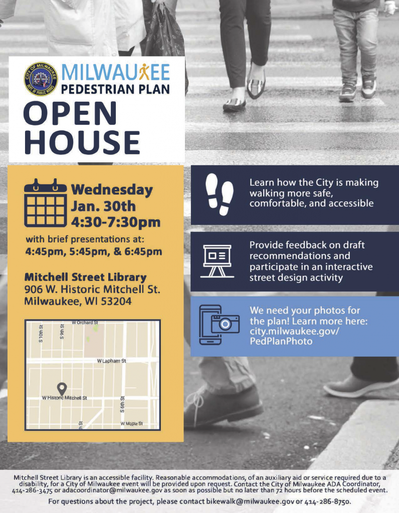 MKE Ped Plan Flyer